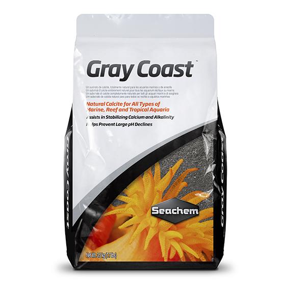 Seachem Gray Coast ™  - Aquário Estilos