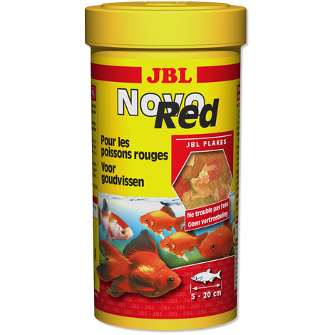 JBL NovoRed 45g  - Aquário Estilos