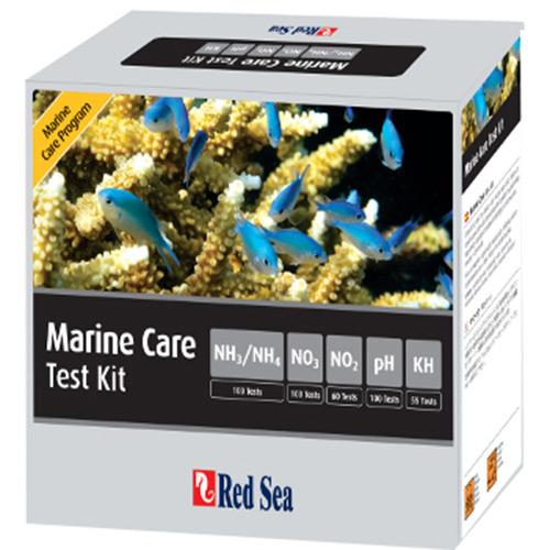 RedSea Kit Teste Marine Care  - Aquário Estilos