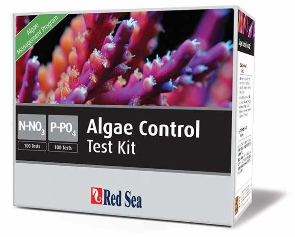 RedSea Kit Teste Algae Control  - Aquário Estilos