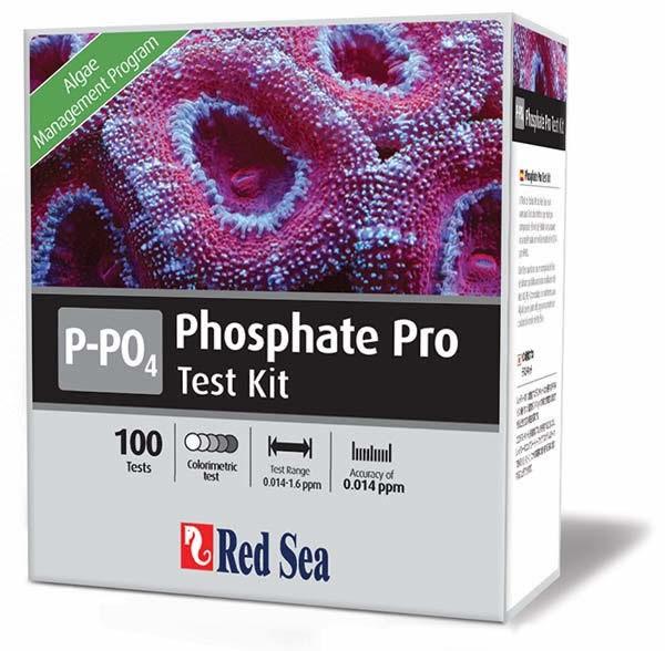 RedSea Kit Pro teste Fosfato  - Aquário Estilos