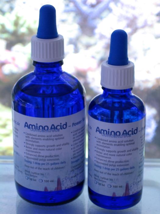 Korallen Zucht Amino Acid High Konzentrat 10mL  - Aquário Estilos