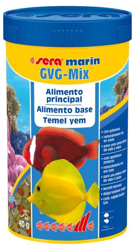 SERA Marin GVG-Mix 60g  - Aquário Estilos