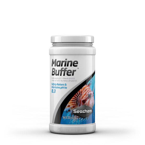 Seachem Marine Buffer ™ 50g  - Aquário Estilos