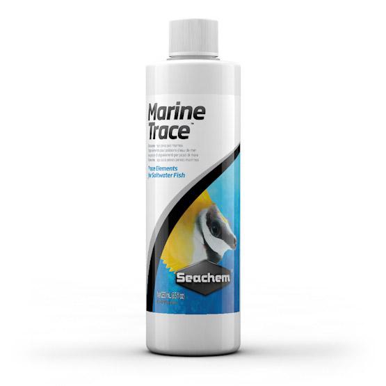 Seachem Marine Trace ™ 250mL  - Aquário Estilos