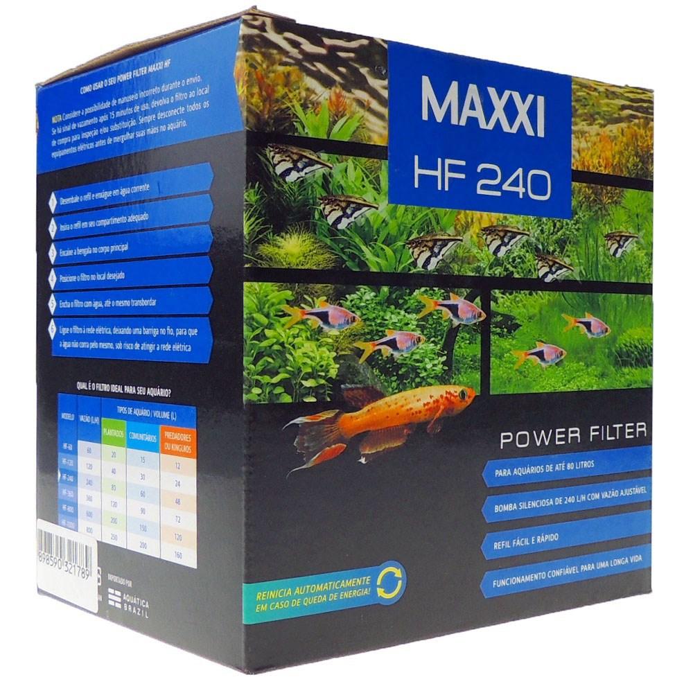 Maxxi HF240  - Aquário Estilos