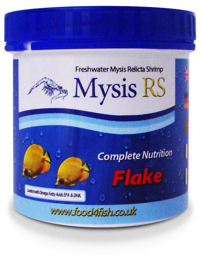 BCUK MYSIS RS FLAKE 15g OBS.: Vencimento entre 01/18 e 10/18  - Aquário Estilos