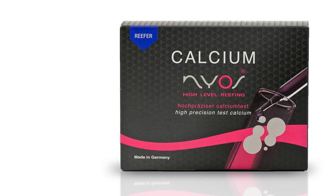 Nyos Calcium Teste  - Aquário Estilos