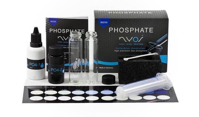 Nyos Phosphate Teste  - Aquário Estilos