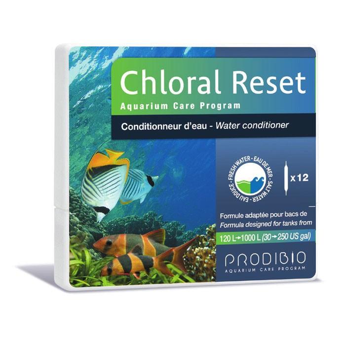 Prodibio Chloral Reset  - Aquário Estilos