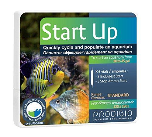 Prodibio Start Up - Kit - 2 ampolas  - Aquário Estilos