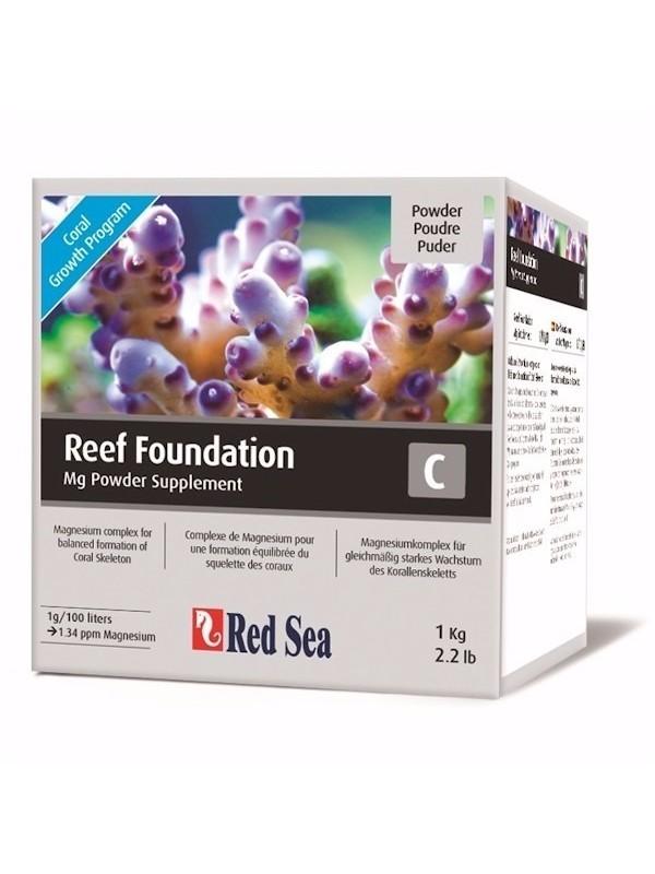 RedSea Reef Foundation ® C 1Kg  - Aquário Estilos
