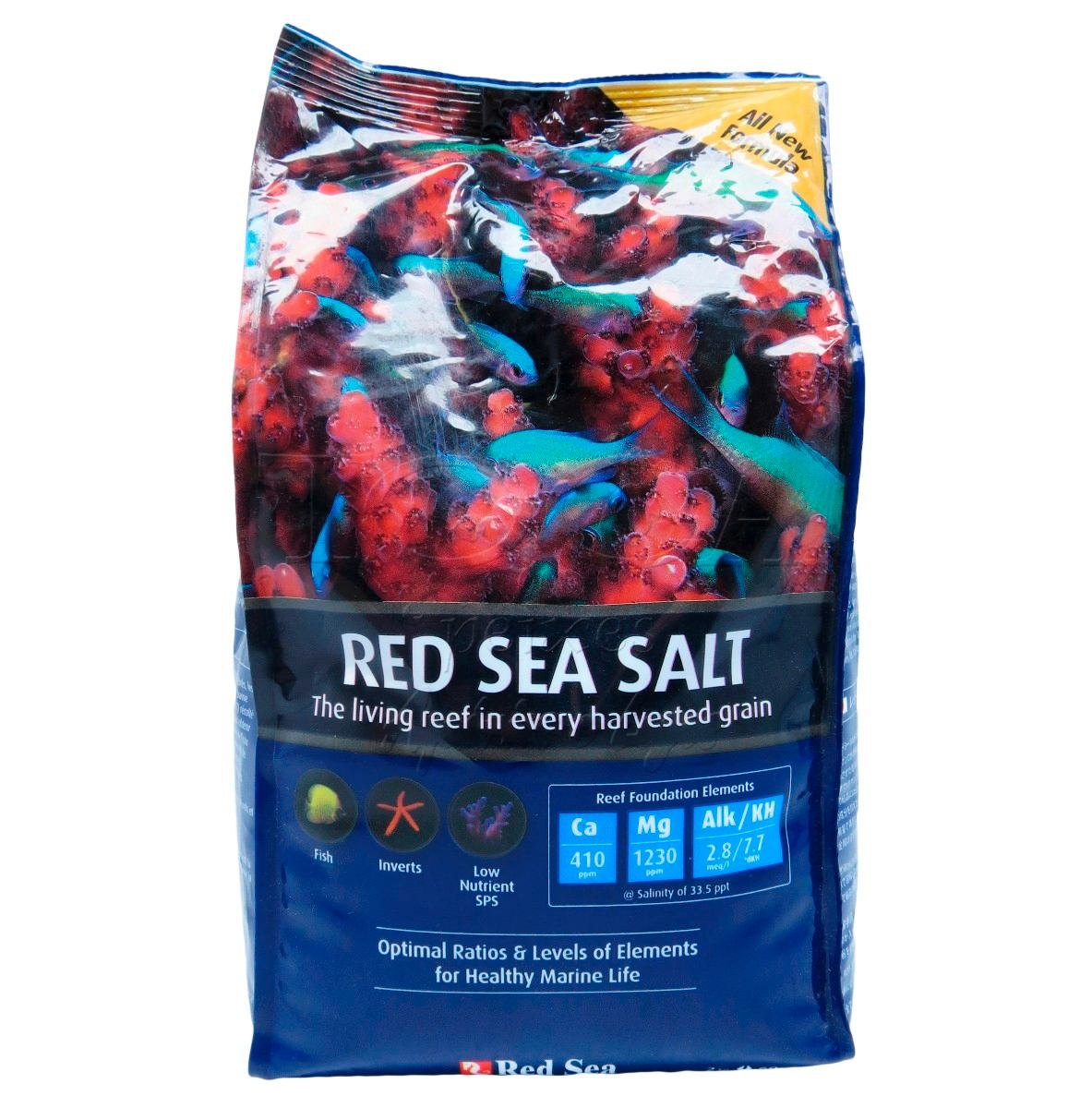 RedSea Salt Saco - 2Kg  - Aquário Estilos