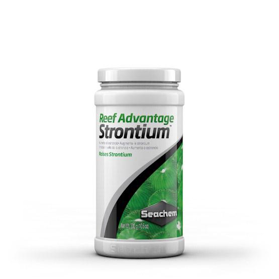 Seachem Reef Advantage Strontium ™ 300g  - Aquário Estilos