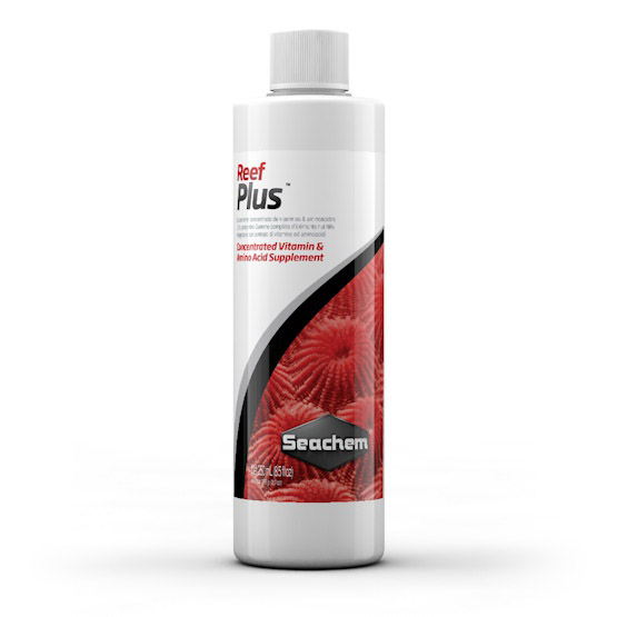 Seachem Reef Plus™  - Aquário Estilos