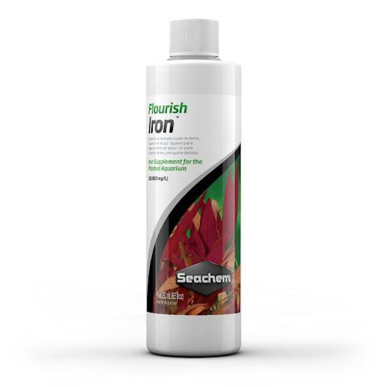 Seachem Fluorish Ferro ™ 250mL  - Aquário Estilos