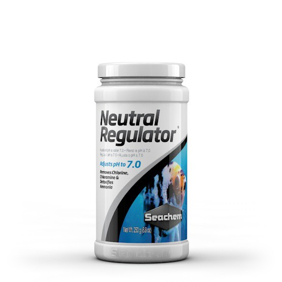 Seachem Neutral Regulator ® 250g  - Aquário Estilos