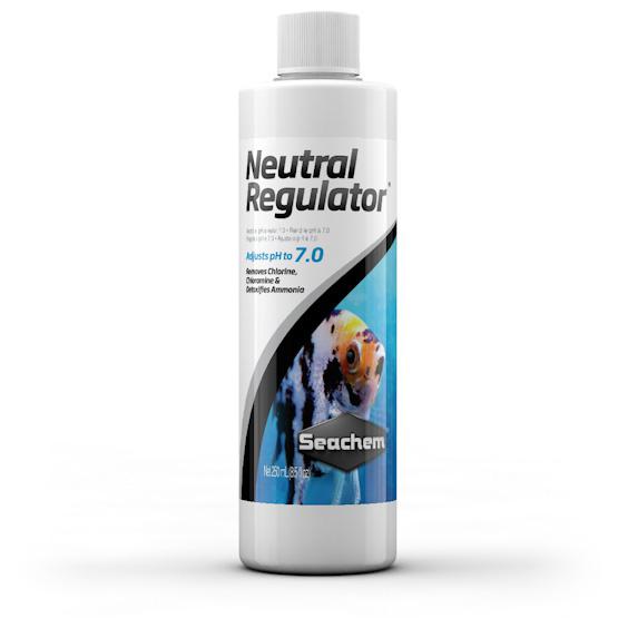 Seachem Regulador Neutral líquido ® 480mL  - Aquário Estilos