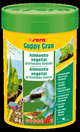 SERA Guppy Gran 48g  - Aquário Estilos