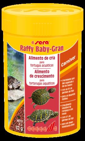 Sera  Raffy Baby-Gran 32g  - Aquário Estilos