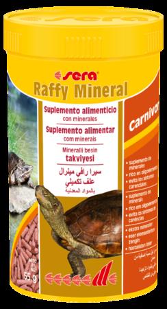 Sera Raffy Mineral 55g  - Aquário Estilos
