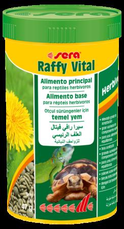 Sera Raffy Vital 47g  - Aquário Estilos