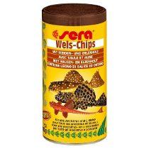 SERA Wels-Chips Pote 38g  - Aquário Estilos