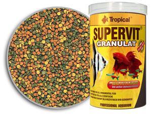 Tropical Supervit Granulat Sachê 10g  - Aquário Estilos