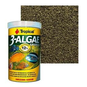 TROPICAL Algae Granulat 44g  - Aquário Estilos