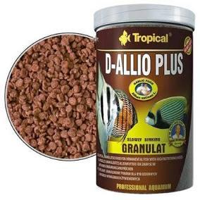 Tropical D-Allio Plus Granulat  - Aquário Estilos