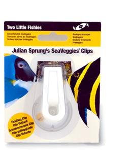 Two Little Fishies Clipes SeaVeggies® - Aquário Estilos