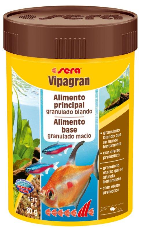 SERA Vipagran 30g  - Aquário Estilos