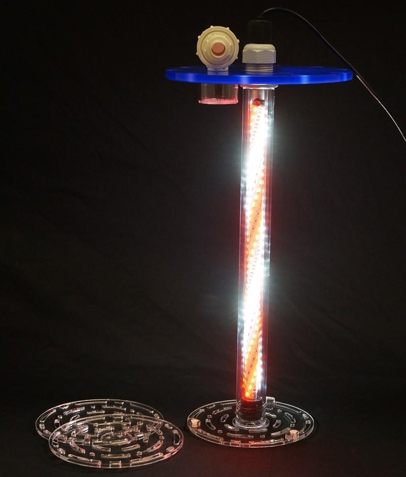 YCA - Reator de Algas – MR 180  - Aquário Estilos