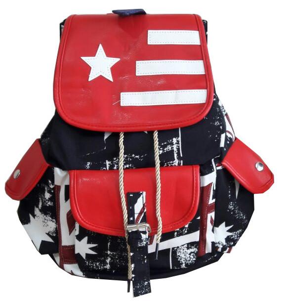 Bolsa Escolar Feminina Infantil : Ditudotem mochila feminina escolar bolsa tecido