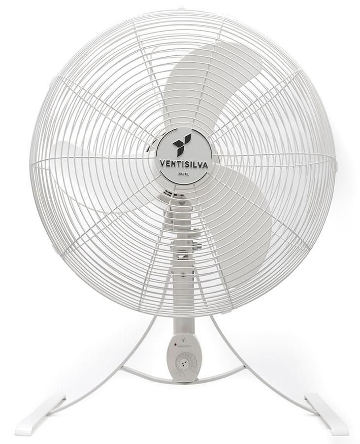 Ventilador de Mesa Ventisilva 50cm Branco | Venti50m