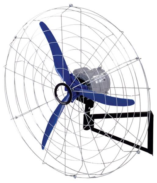 Ventilador de Parede Solaster 100cm Cromado | Power 10