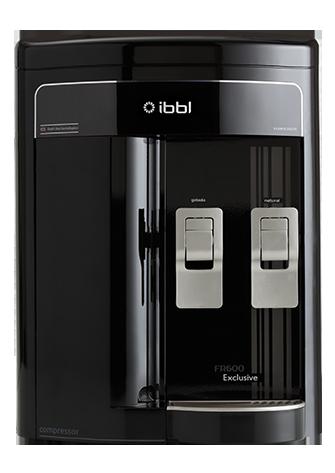 Purificador de Água FR600 Exclusive Preto IBBL