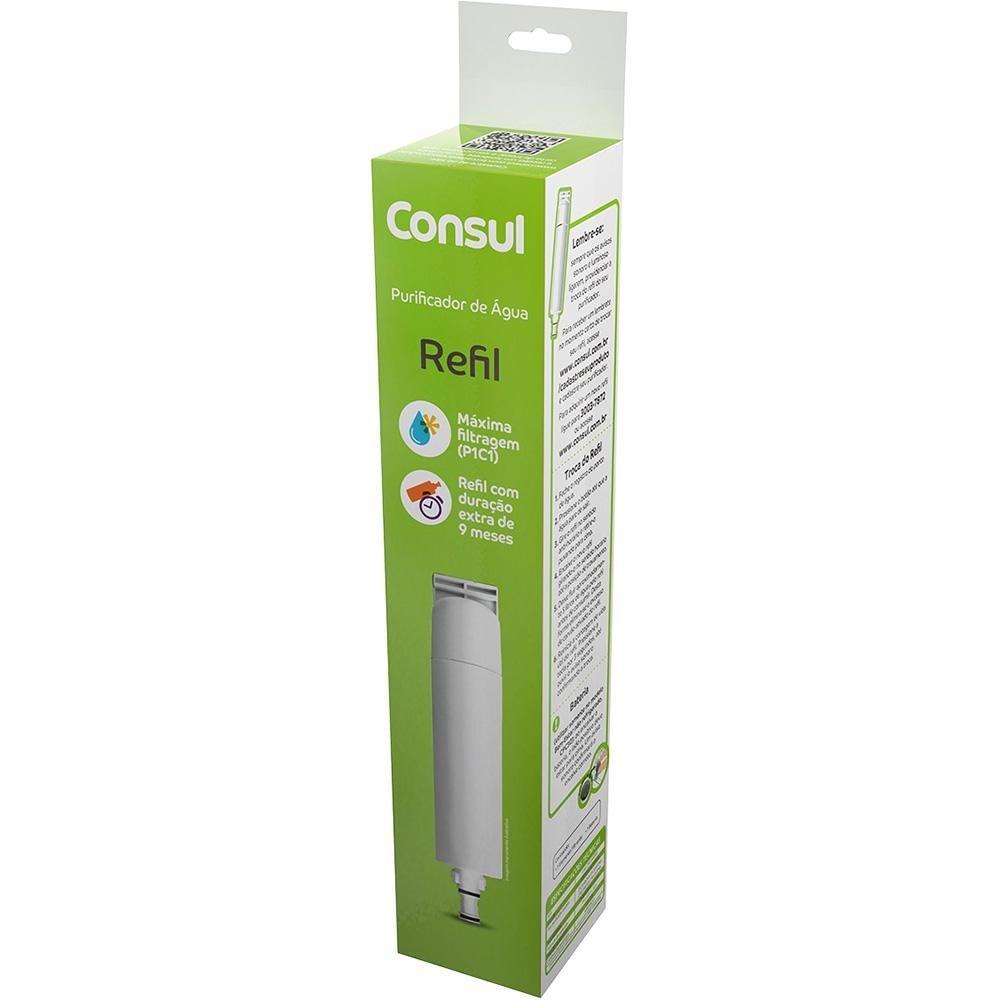 465436e83 Refil Filtro para Purificador Consul Original - GOTAGUA