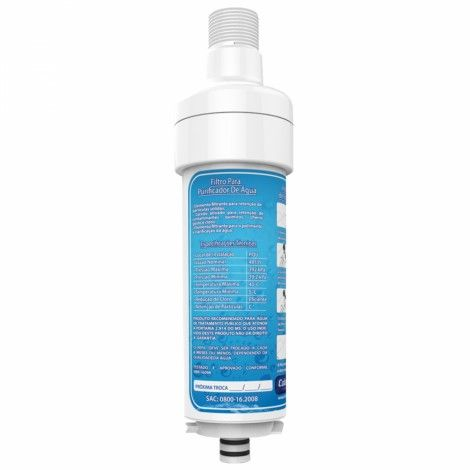 Refil Filtro Para Purificador de Água Colormaq Original