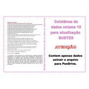 COLETÂNEA DE DADOS VOLUME 10 PARA ATUALIZAÇÃO BUSTER