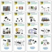 CURSO POR DOWNLOAD - ELETRÔNICA NA PRÁTICA - COMPLETO - DLECK01