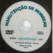 MANUTENÇÃO DE NOBREAK EM VÍDEO AULA - DVNK01