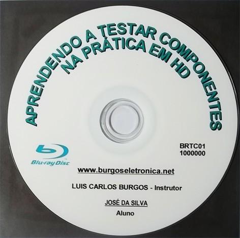 APRENDENDO A TESTAR COMPONENTES ELETRÔNICOS NA PRÁTICA EM VÍDEO AULA - DVTC01 e 02