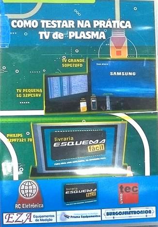 COMO TESTAR NA PRÁTICA TV DE PLASMA