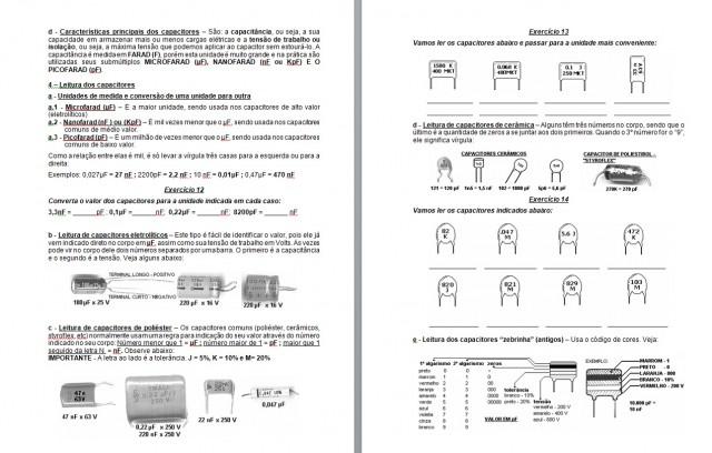 E-BOOK TREINAMENTO DE ELETRÔNICA BÁSICA E FONTES CHAVEADAS - Ref EB005