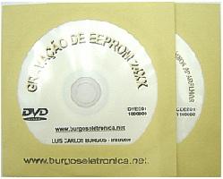 GRAVAÇÃO DE EEPROM 24XX EM VÍDEO AULA - DVEE01