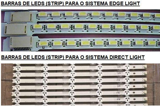 Livro BACKLIGHT DE TV LED E REDUÇÃO DE CORRENTE - Ref 06