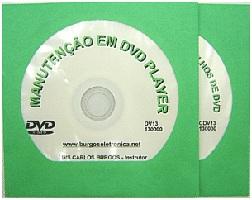 MANUTENÇÃO EM DVD PLAYER EM VÍDEO AULA - DV13
