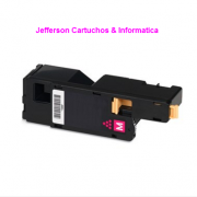 Toner Compatível Xerox Phaser 6000 6010 6015 | 106R01632 Magenta | Premium 1k