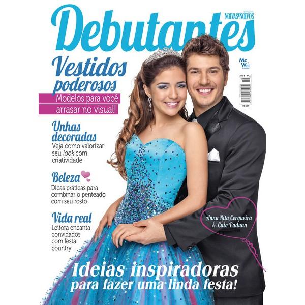Debutantes Especial Noivas&Noivos nº 22
